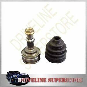 A NEW OUTER CV JOINT KIT FOR HYUNDAI ACCENT ALL TYPES 2000-2005 NON-ABS