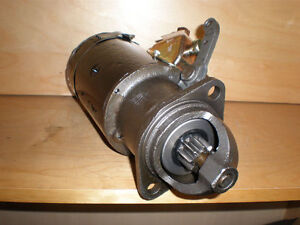 DELCO DD 6 VOLTS STARTER(3500) 1107001 FITS 1938-1954 CHEVY