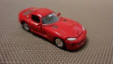 Voiture Miniature Racing Champions « '96 Viper GTS – Fast & Furious » 1996 TBE.