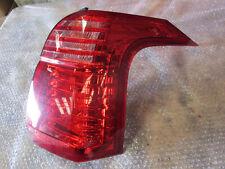 2010 PEUGEOT 5008 GENUINE OFFSIDE RIGHT DRIVER'S REAR LIGHT 9672666680
