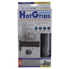 SALE! OXFORD Hot Grips, Scooter. Heated Grips for 50-250cc Scooters.