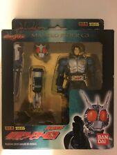 Masked Kamen Rider G3 from Kuuga Chogokin Souchaku Henshin Figure