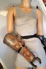 Custom Prop Robot Cyborg Arm Hand, Steam Punk. Post Apocalyptic, Sci-Fi. Cosplay