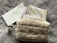 PRATESI $ 375.00 NEW 1pc Pillow Case ITALY in TOTE BAG 100% COTTON