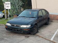 1997 Toyota Corolla CSi Seca Wrecking - Green Automatic A240L 94 95 96 97 98