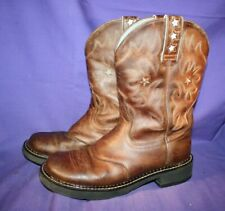 Ariat 10001132 Western Boots - Women's Size 9B Wide, Brown