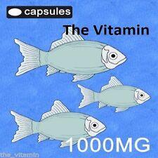 Omega - 3 olio di pesce, 1000mg, 2x360 capsule SPEDIZIONE GRATUITA