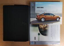 buy volvo s60 car owner operator manuals ebay rh ebay co uk volvo s60 owners manual 2015 garmin s60 owner's manual