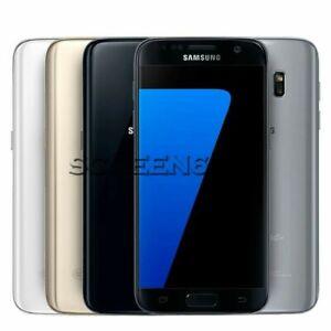 Samsung Galaxy S7 SM-G930 32GB Dual SIM Factory Unlocked Android 4G Smartphone