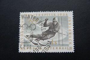 Österreich, 1964, Olympiade (gestempelt)