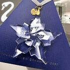 Swarovski Annual Edition Ornament 2021 Crystal 5557796 5583847 Snowflake Gift