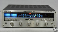 Vintage Marantz 2252 with LED UPGRADE, All OK except FM in one channel only