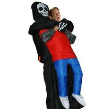 Ghost Mascot Costume Inflatable Costume Adult Halloween Clothing
