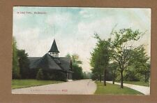 Milwaukee,WI Wisconsin, In Lake Park used 1909 Kropp #4520