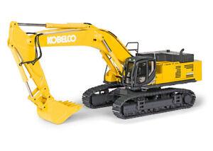 Kobelco SK850LC-10 Excavator - Yellow - Conrad 1:50 Scale Model #2219/01 New!