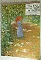 Classical Piano Solos Collection Vol. 2, Wise Publications ISBN 0711937575, 1994