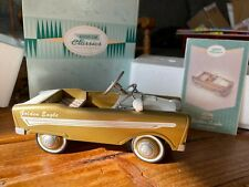 Hallmark Kiddie Car Classics 1956 Murray Golden Eagle Pedal Car