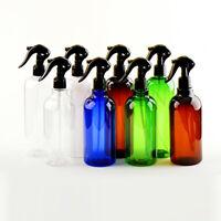 500ml Spray Bottle Plastic Spray Bottle Hair Hairdressing Fine Mist Spray Bottle