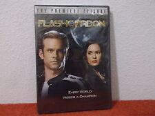 FLASH GORDAN..EVERY WORLD NEEDS A CHAMPION  DVD MOVIE..2007