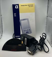 Compaq Aero Dock for 1500 Series (136184-001) Charger EUC With Compaq Manual
