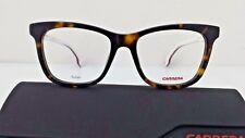 CARRERA Occhiale Da Vista 1107 Nero marrone maculato plastica rotondo €129 Donna
