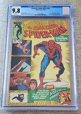 Amazing Spider-Man 259 CGC 9.8 Origin of Mary Jane