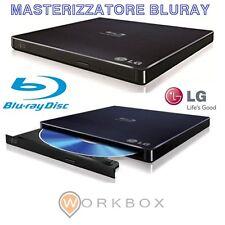 Masterizzatore esterno BD-RW LG Blu-Ray Writer BP55 ext. BP55EB40.AUAE1NB