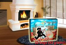 CHIMNEY CLEANING LOG, 42 g, Cleaner of fireplaces, furnaces, creosote, Трубочист