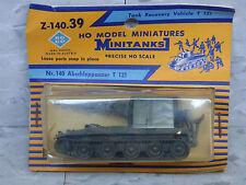 Roco / Herpa Minitanks (NEW) Modern US T-121 Tank Recovery Vehicle Lot #1154