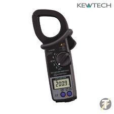 Kewtech Kyoritsu KEW2009R True RMS Large-Jaw 2000A AC/DC Clamp Meter