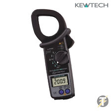 Kewtech Kyoritsu KEW2009R True Rms Grande-la Mandíbula 2000A AC/DC Clamp medidor