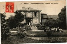 CPA Marcilly-en-Villette - Chateau des Tourelles (271345)
