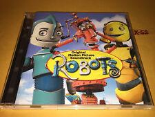 ROBOTS soundtrack CD james brown john powell nate dogg EWF fatboy slim war gomez