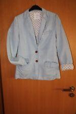 Blazer, Jacke von H&M Gr. 40 hellblau Top-Zustand