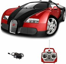 Remote Control Car Powerful Rechargeable Battery Radio Operated Toy Kids RC