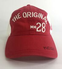 New Disney Mickey Mouse Mm 28 M28 Red Target Junk Food Adult Baseball Hat Cap