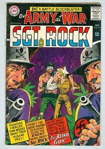 Our Army at War #159 October 1965 VG-