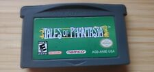 Tales of Phantasia (Nintendo Game Boy Advance, 2006) -Tested/Working -Authentic