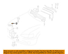 TOYOTA OEM Wiper Washer-Windshield-Fluid Reservoir Tank Cap 8531616070