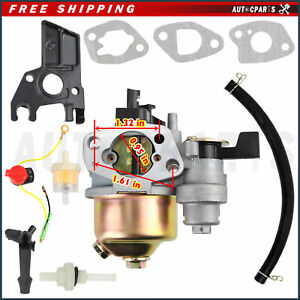 Generac 212CC Gas Engine Pressure Washer Water Pump Carburetor 0J35230120