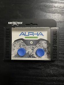 Kontrol Freek Alpha Blue Thumbsticks For Xbox One Series S/X