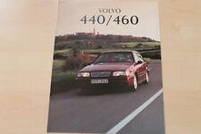 77822) Volvo 440 460 Prospekt 1995