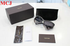 """New never used"" Tom Ford Bardot TF9284 20B 59-17 130 Sandy Brown Lady Sunnies"