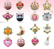 【Sailor Moon】 Miniaturely Tablet  CaseVol1.2.3.4 Keychain charm complete 16set
