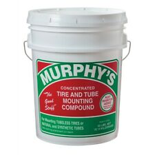 Murphy's Tire and Tube Mounting Compound Lube 40 lb. Pail New Free Shipping Usa