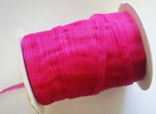 15 Meters Sheer Organza Ribbon - Orchid - 6mm