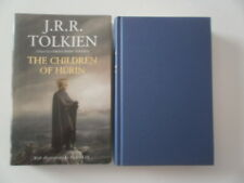 The Tale of the Children of Hurin J R R Tolkien illustrated Alan Lee HB 1st 3rd