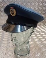 Genuine British RAF Royal Air Force Enlisted Airman No1 Dress Hat - All Sizes