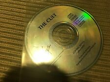 THE CULT SPANISH CD SINGLE SPAIN COMING DOWN VIRGIN 94 -1 TRACK ALTERNATIVE ROCK
