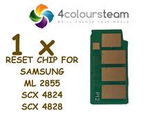 1x Toner Nero Ripristinare Chip per SAMSUNG ML 2855 SCX 4824 4826 4828 SCX4826FN